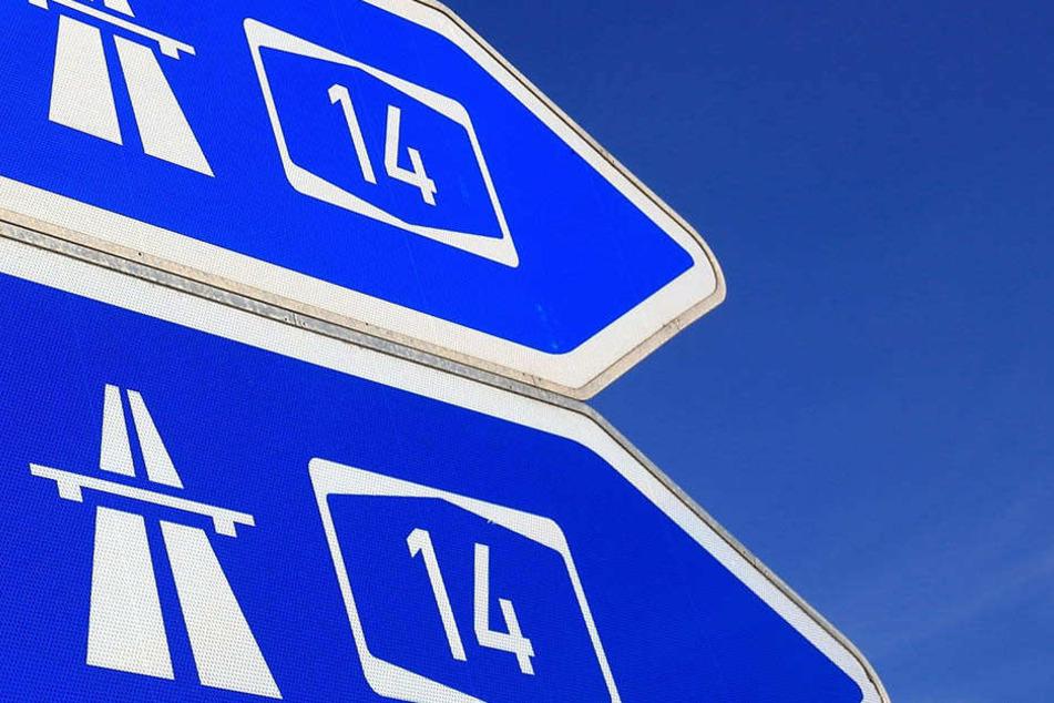 Immer wieder kam es in den letzten Wochen zu schweren Verkehrsunfällen auf der A14.