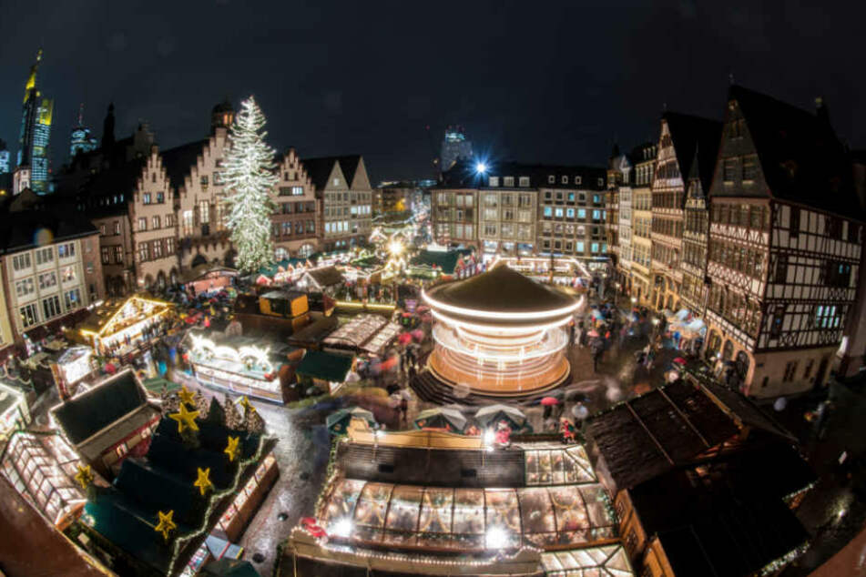 Umsatzminus! Warum läuft der Frankfurter Weihnachtsmarkt so schlecht?