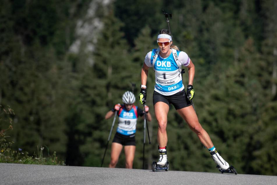 Titel bei Deutsche Meisterschaft: Denise Herrmann schnappt sich Gold