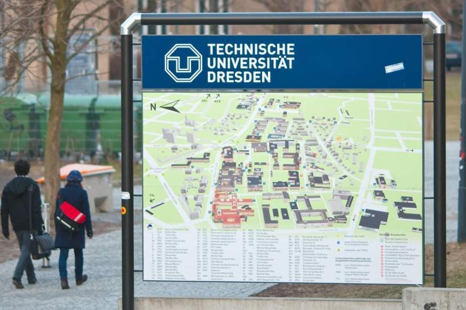 Der TU Dresden winken hunderte Millionen an weiteren Fördergeldern.