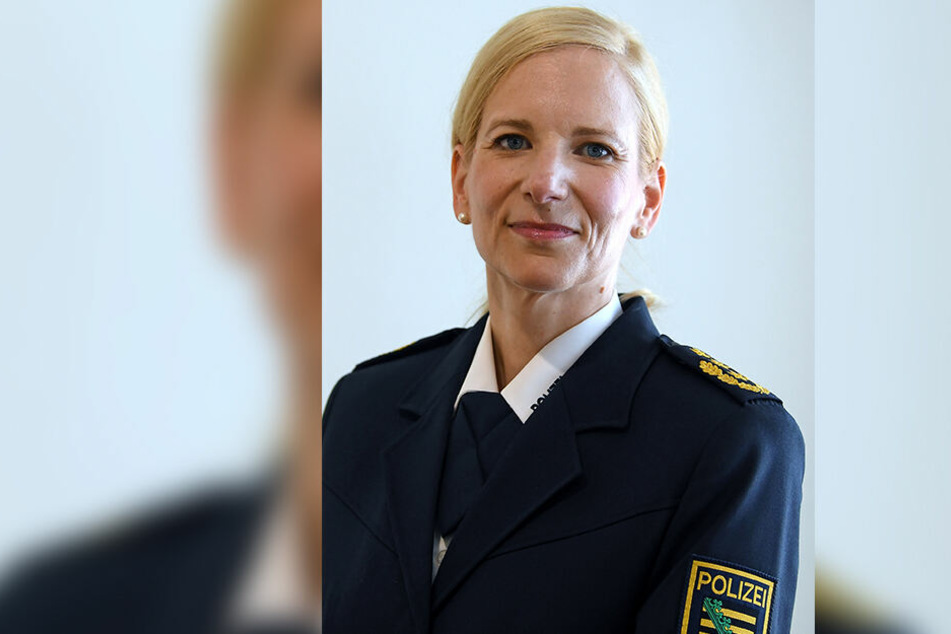 """Sie ist Chemnitz' neue Polizeipräsidentin - Sonja Penzel (48) zur steigenden Zahl der Wohnungseinbrüche: """"Hier sind immer wieder überregional agierende Tätergruppen unterwegs."""""""