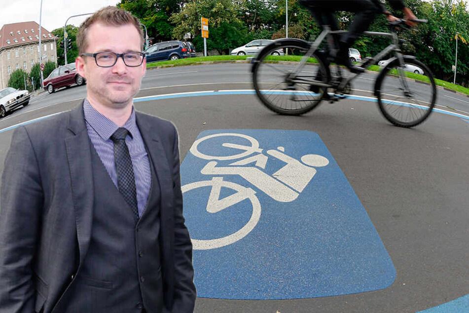 Kommen bald die Fahrrad-Highways für die City?