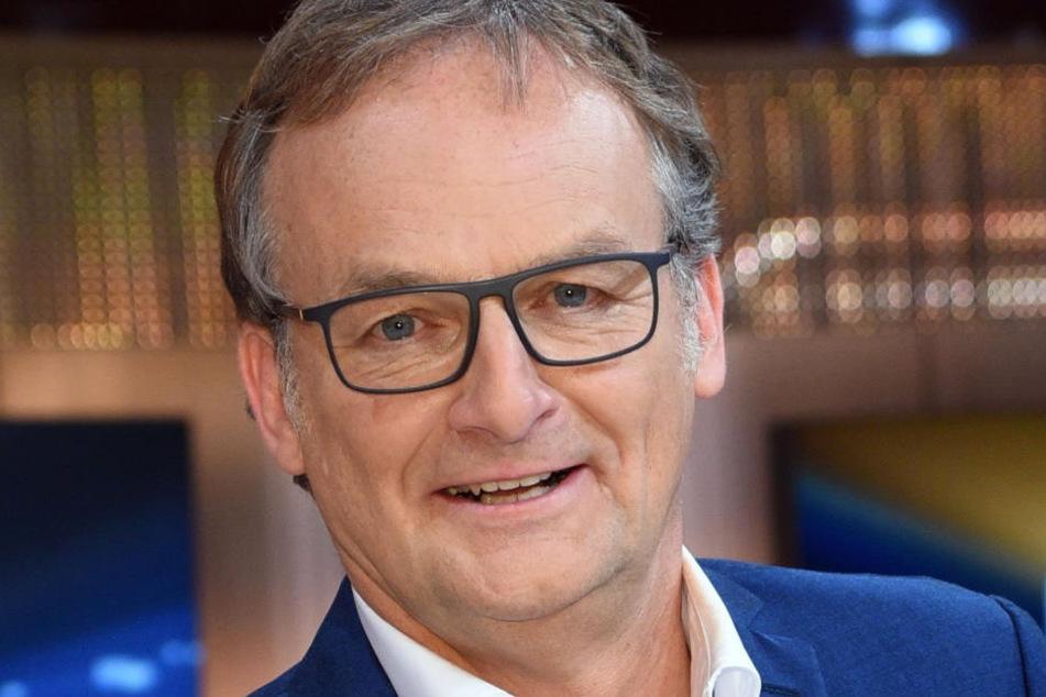 Frank Plasberg (61).