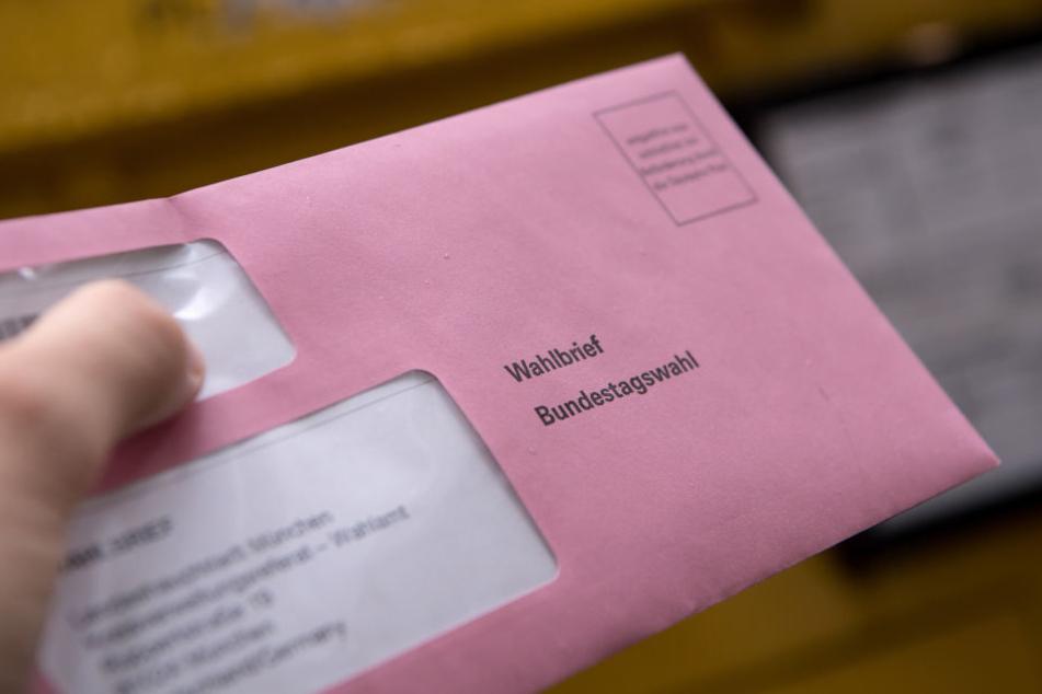 Schon wieder eine Panne! Ungültige Stimmzettel zur Bundestagswahl verschickt