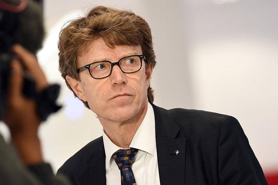 Der BER Chef Engelbert Lütke Daldrup kam auf den vierten Platz.