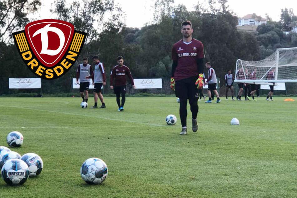 Dynamo in Spanien: Heute wird es locker angegangen