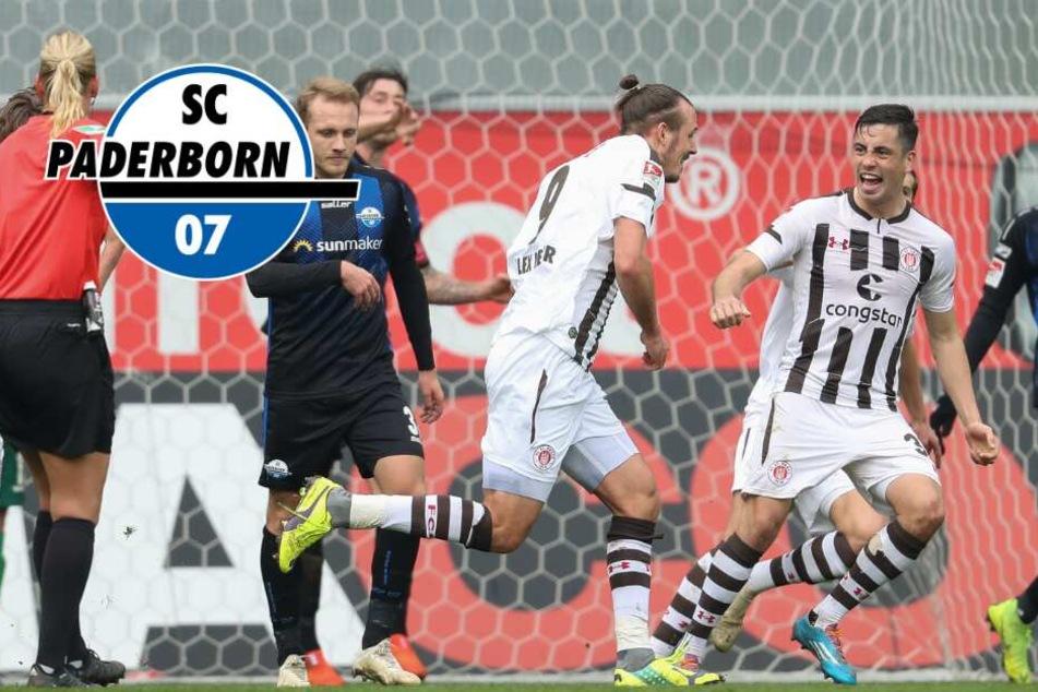 Bittere Paderborn-Niederlage: FC St. Pauli entführt drei Punkte