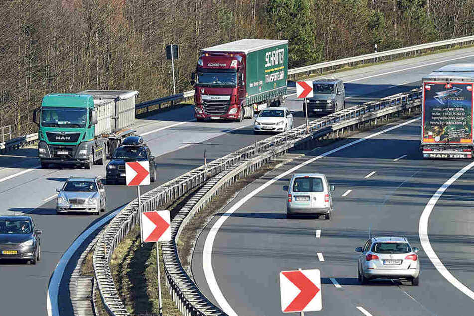 Auf manchen Abschnitten der A 4 nimmt der Verkehr immer mehr zu, stöhnen Pendler. Doch selbst wenn Abschnitte in den Bundesverkehrswegeplan aufgenommen werden, ist ein Ausbau nicht sicher.