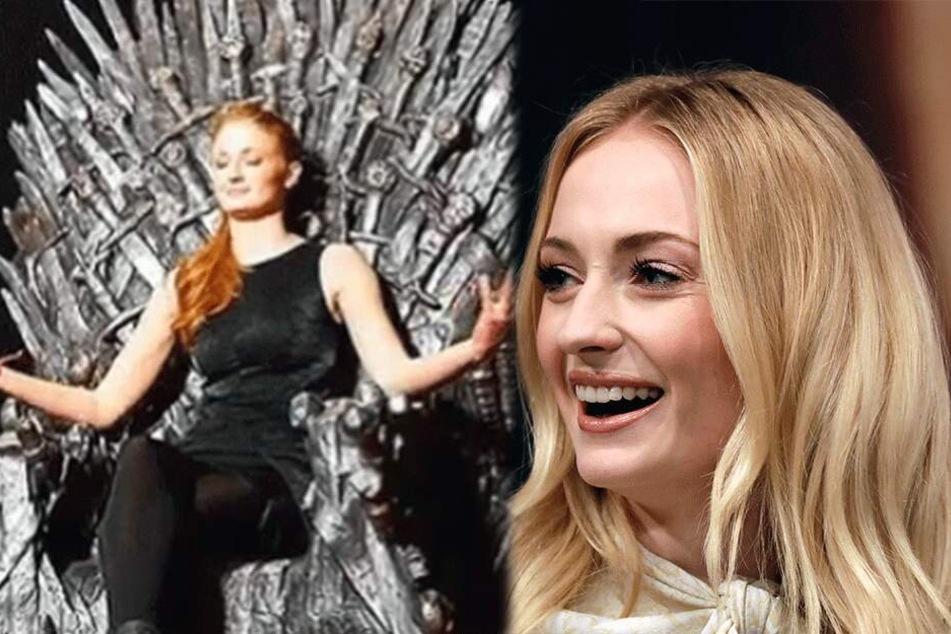 """Nach Fan-Vorwürfen: """"Game Of Thrones""""-Star Sophie Turner verteidigt kontroverse Szene"""