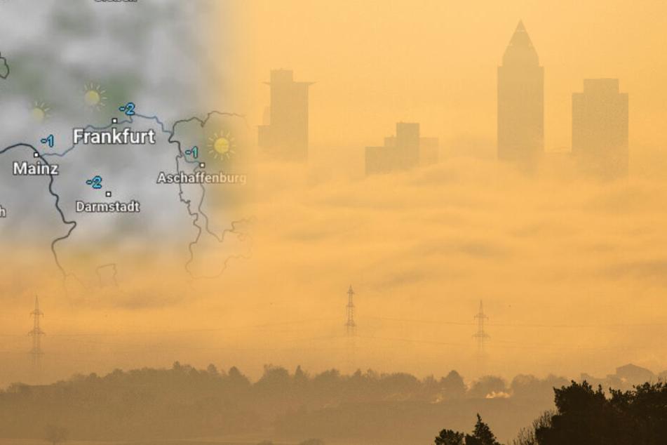 Der Donnerstag beginnt sonnig, doch dann zieht Nebel auf. In den kommenden Tagen dann wolkiger mit Regen.