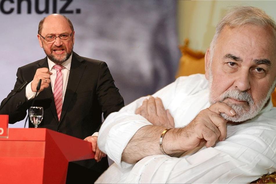 Promi-Friseur rät Martin Schulz: Der Bart muss ab