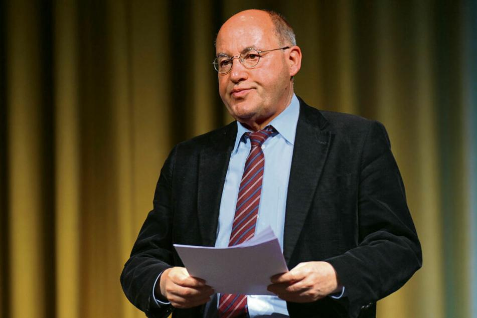 Bürgerrechtler streiten um Leipziger Gysi-Auftritt