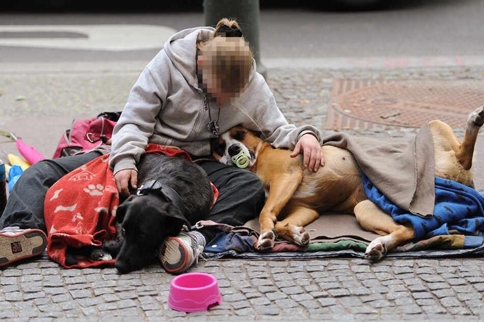 Eine Obdachlose wurde jetzt in Delmenhorst getötet. (Symbolbild)
