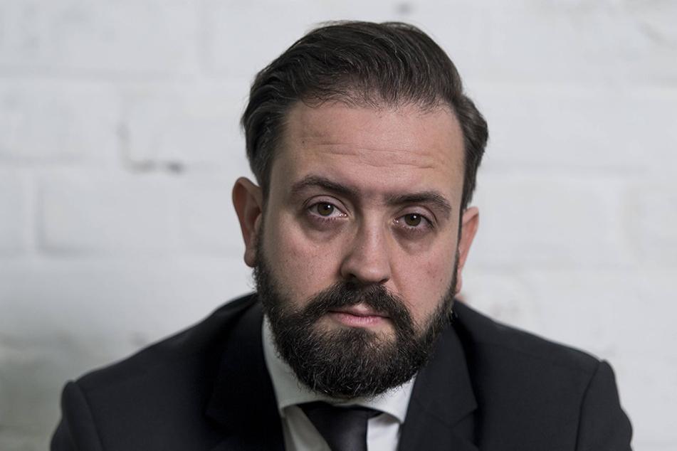Justizminister Sebastian Gemkow (38, CDU) soll im Amt bleiben.
