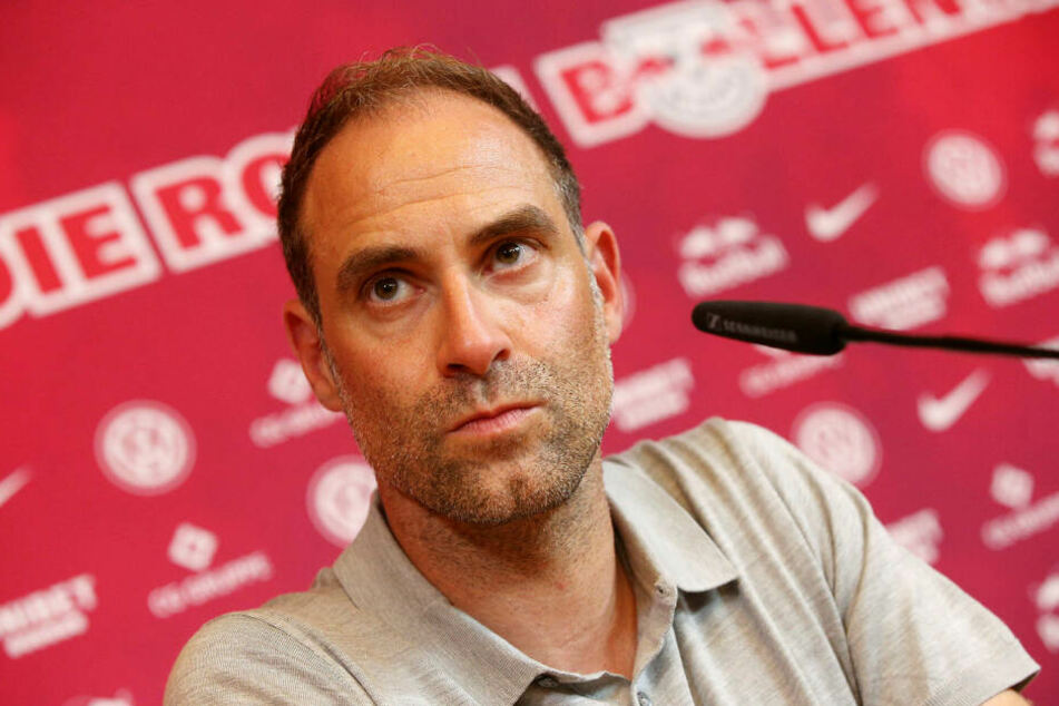 Setzt Timo Werner kein Ultimatum, strebt aber eine Entscheidung vor dem Saisonstart an: RB Leipzigs Vorstandsvorsitzender Oliver Mintzlaff (43).
