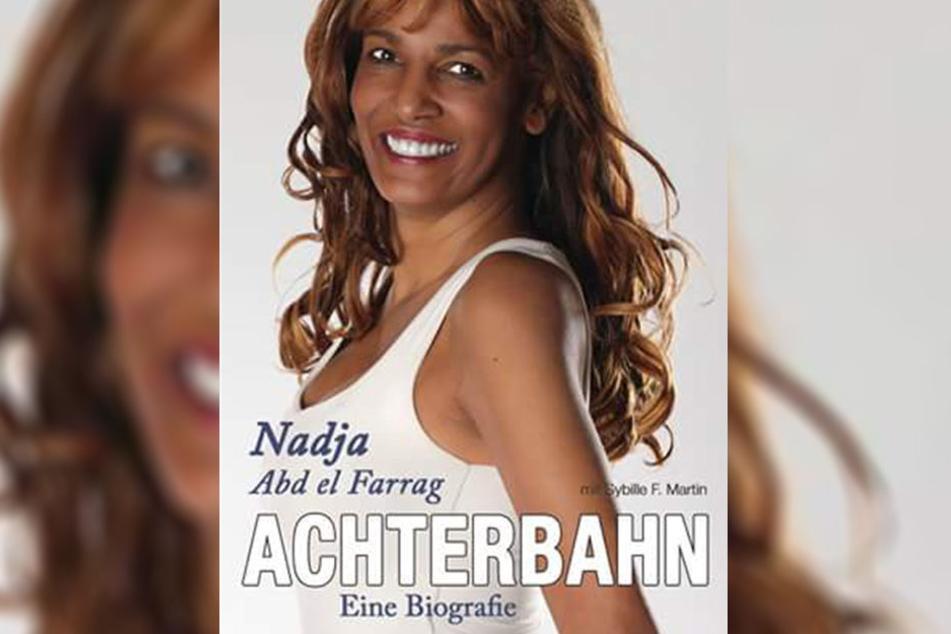 """Bei der Leipziger Buchmesse wird Naddel (53) ihre neue Biographie """"Achterbahn"""" vorstellen."""