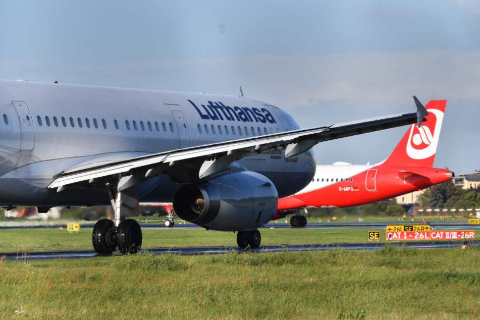 Lufthansa  bietet nicht für Langstrecke von Air Berlin