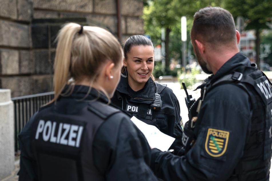Verdächtig gute Jobs: So viele Möglichkeiten bietet die Polizei Sachsen!