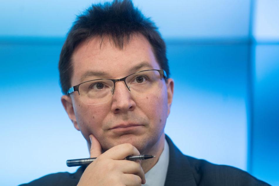 Michael Blume (Foto) ist der Antisemitismus-Beauftragte von Baden-Württemberg.