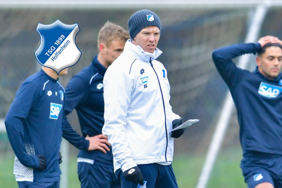 """Hoffenheim nach Pleite in Frankfurt: """"Sind im grauen Mittelfeld"""""""