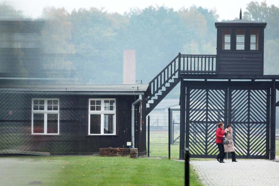 Das ehemalige Konzentrationslager Stutthof liegt bei Danzig und ist inzwischen eine Gedenkstätte. (Archivbild)