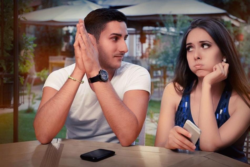 Männer und Frauen verraten ihre peinlichsten Momente beim ersten Date
