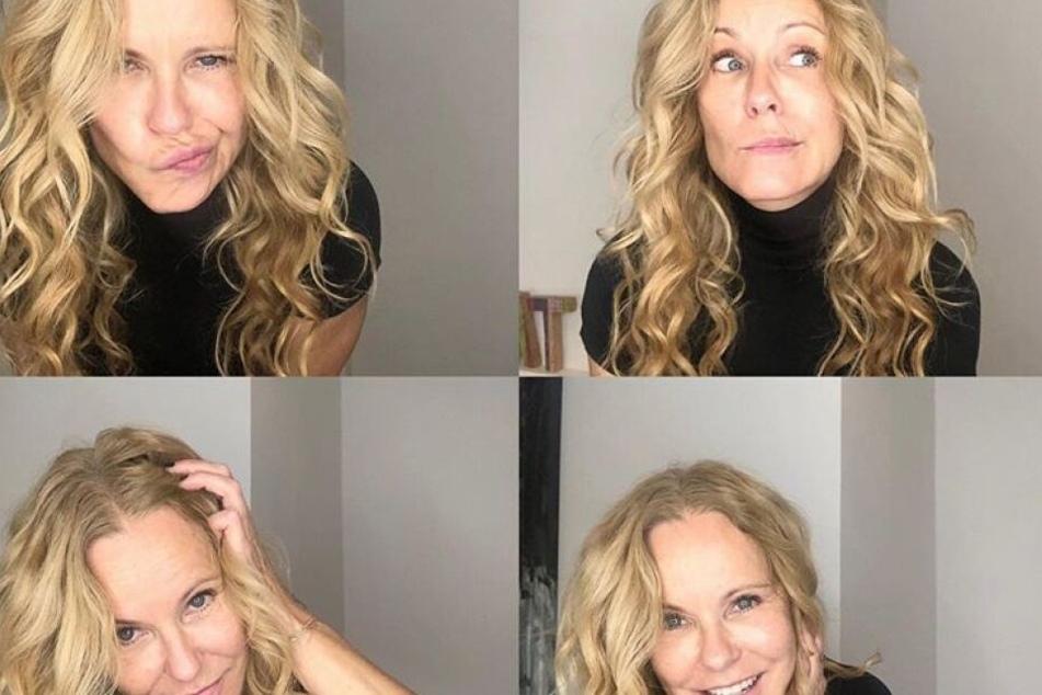 Wechseljahre bei Katja Burkard: Harte Woche vor Buch-Veröffentlichung