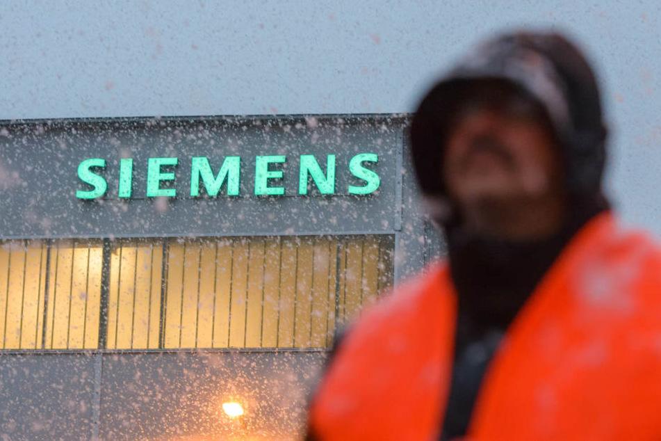 Noch immer ist die Zukunft von Siemens in Erfurt nicht geklärt. (Archivbild)