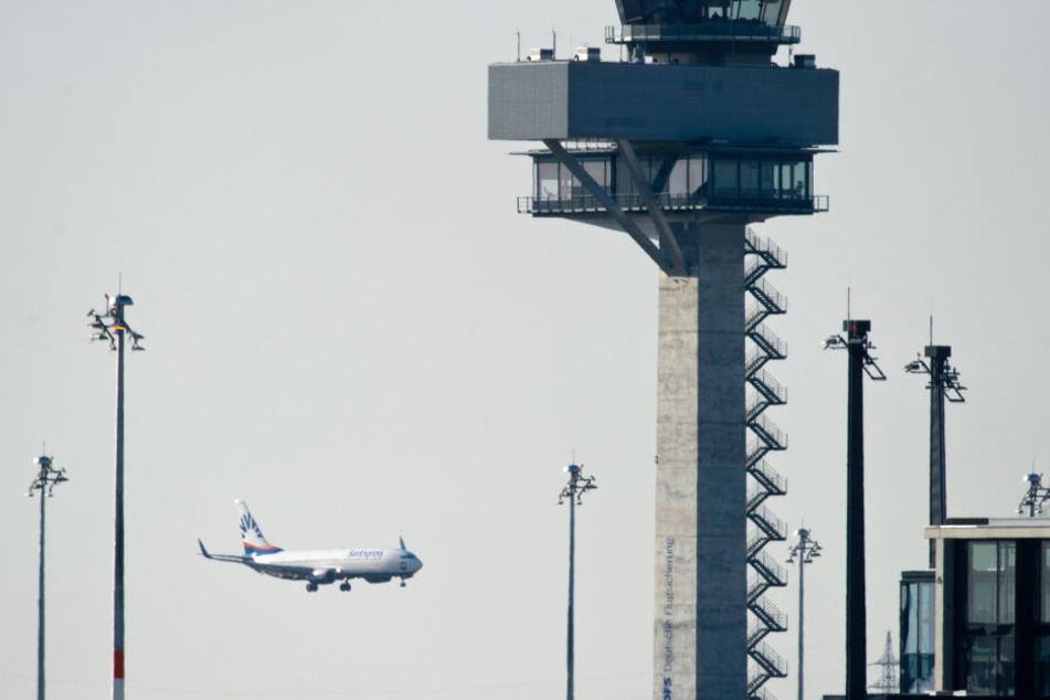 Der betroffene Luftraum um das DFS-Center in Langen wurde um rund 25 Prozent gesenkt (Symbolbild).