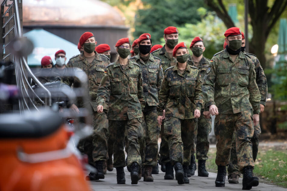 Kommunen setzen im Kampf gegen Corona zunehmend auf Bundeswehr