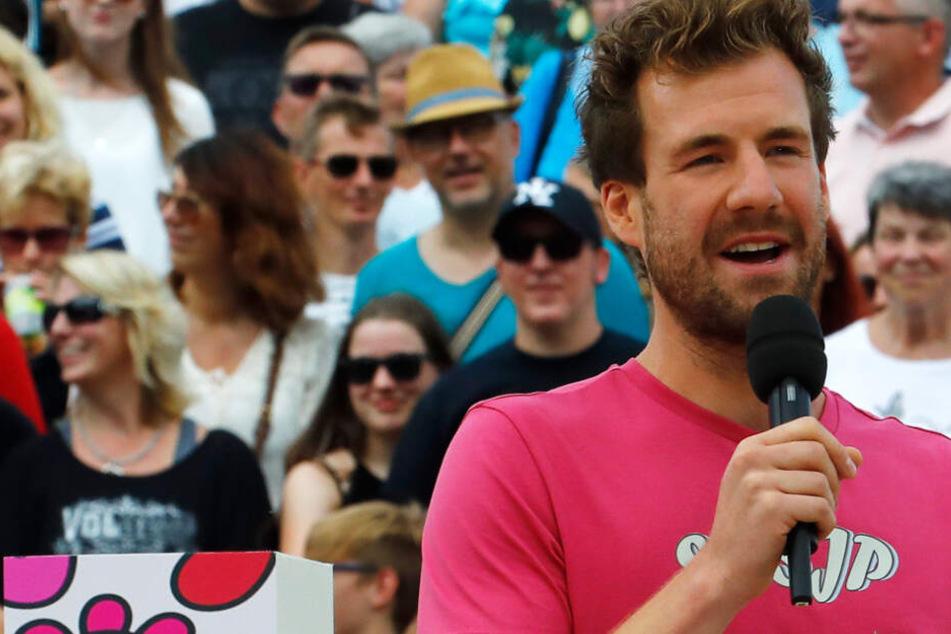 Nach Fernsehgarten-Skandal: Luke Mockridge wieder beim ZDF!
