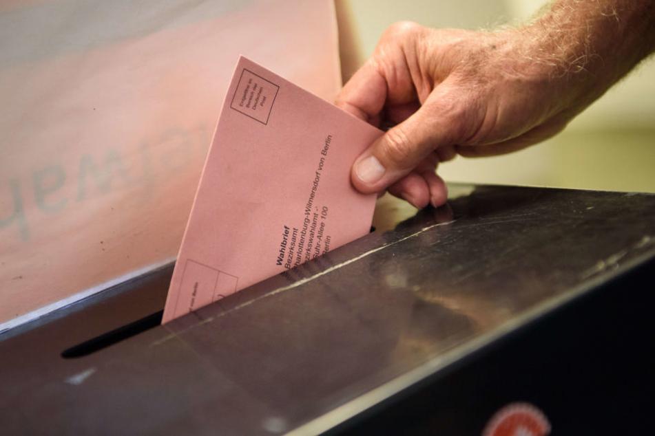 Ab Montag kann in Leipzig via Briefwahl abgestimmt werden .
