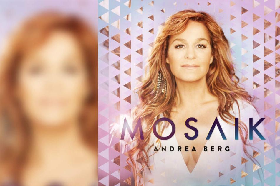 """Das Cover des Albums """"Mosaik"""" von Andrea Berg."""