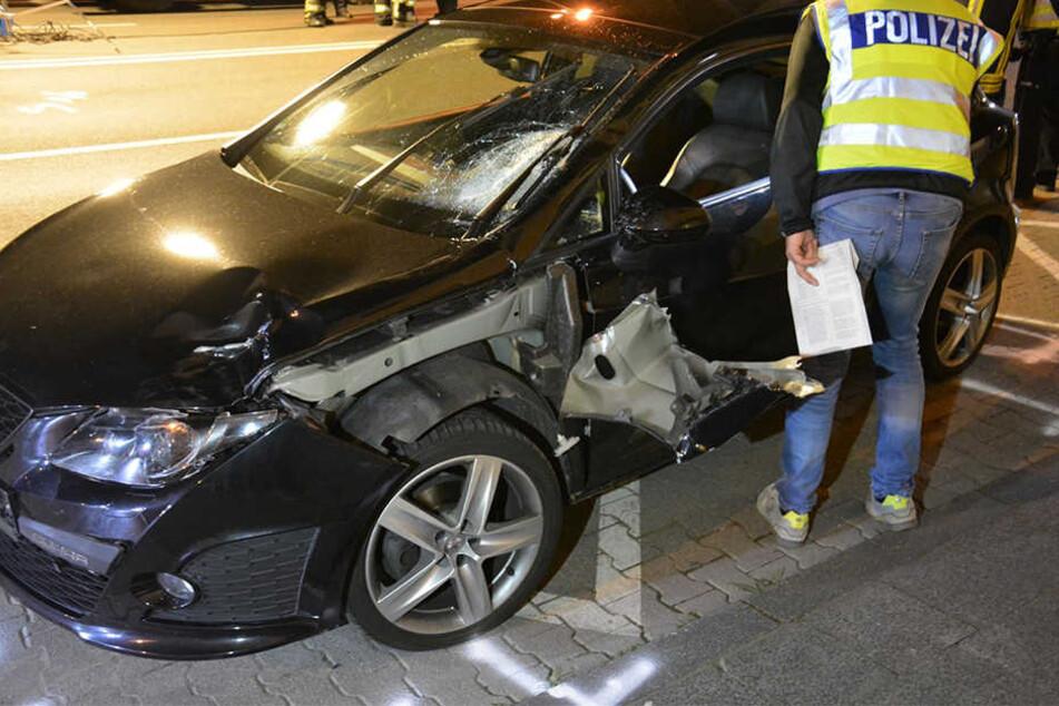 Ein illegales Autorennen in Mönchengladbach forderte ein Todesopfer.