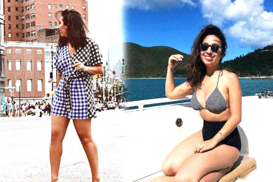 Lisette Calveiro wollte auf Instagram durchstarten - sehr kostspieliges Unterfangen.
