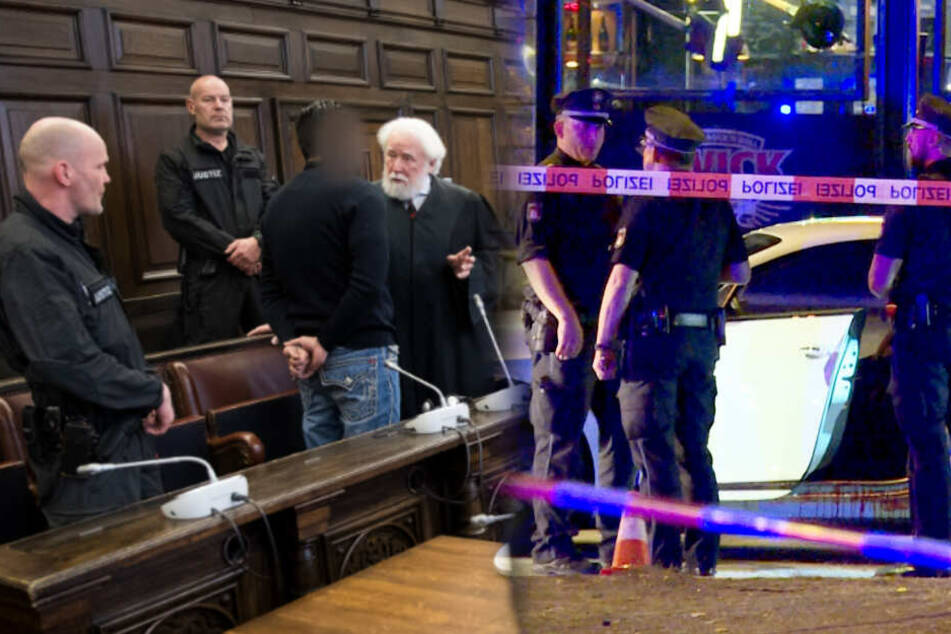 Mordanschlag auf Hells-Angels-Boss: Beginn der Plädoyers möglich