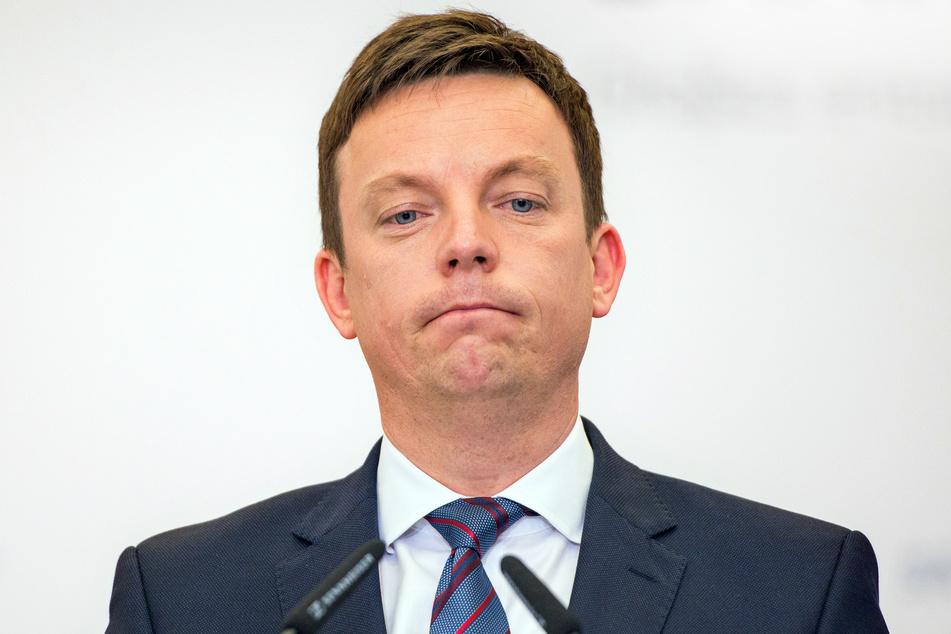 Tobias Hans (43, CDU), Ministerpräsident des Saarlandes.