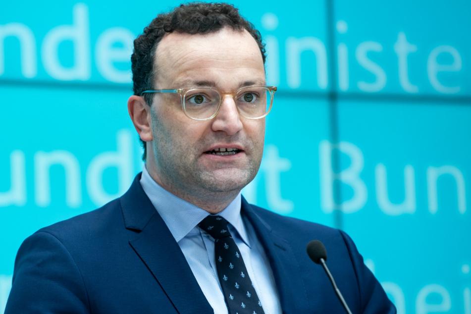 Bundesgesundheitsminister Jens Spahn (39, CDU).