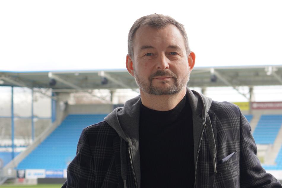 Martin Ziegenhagen, Anti-Rassismus-Beauftragter des CFC