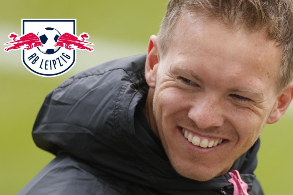 RB-Coach zu Bayern? Nagelsmann lächelt Frage mit kurioser Currywurst-Story weg