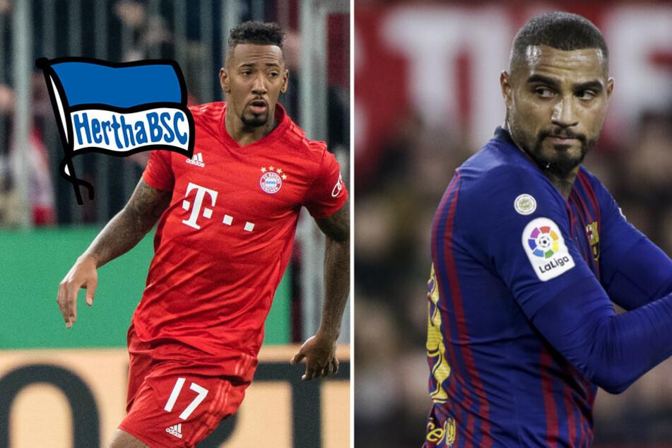 Wird der Traum tatsächlich wahr? Boateng-Brüder wieder bei Hertha?