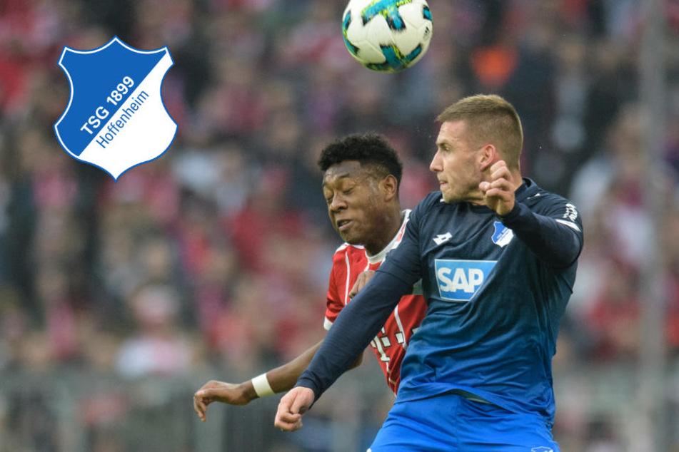 Furioser Start ohne Happyend: Hoffenheim unterliegt den großen Bayern