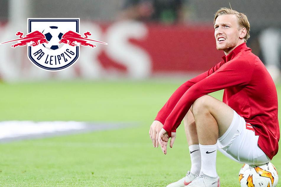 Schock bei RB Leipzig: Forsberg fällt gegen Hoffenheim aus