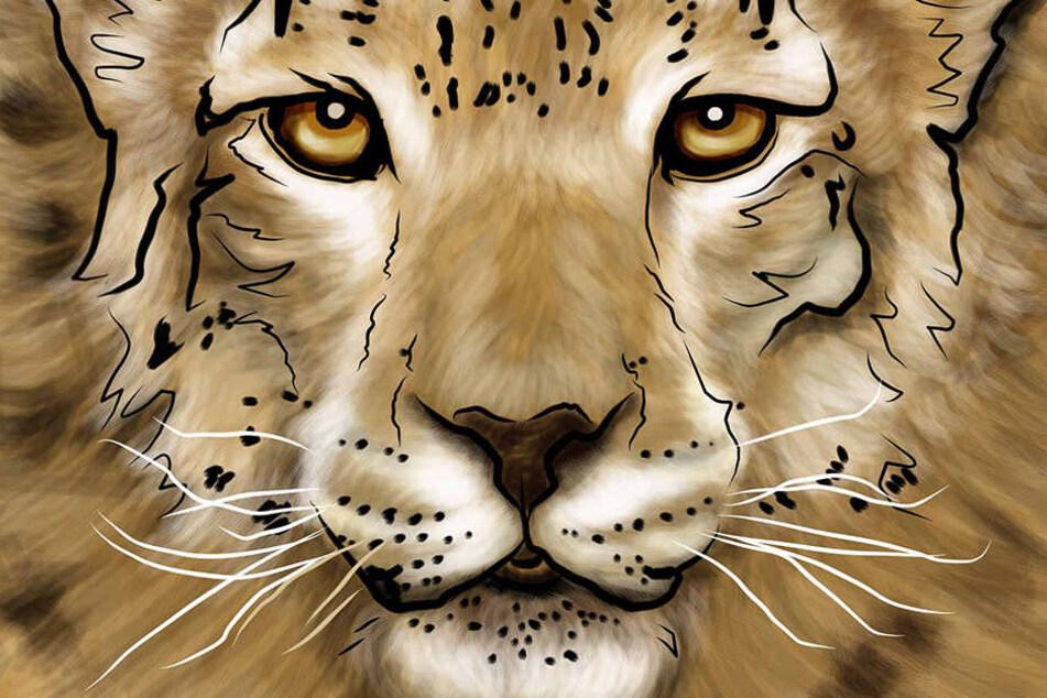Weil der Mann das Tattoo eines Löwenkopf auf seinem Unterarm hat, wird er nicht als Polizeibewerber zugelassen. (Symbolbild)