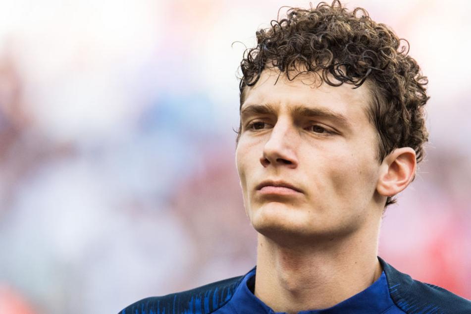Benjamin Pavard (22) wurde mit Frankreich Weltmeister, doch bleibt er beim VfB?