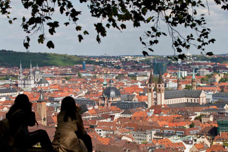 Obwohl Würzburg gute Jobchancen bietet, geht die Bevölkerung zurück.