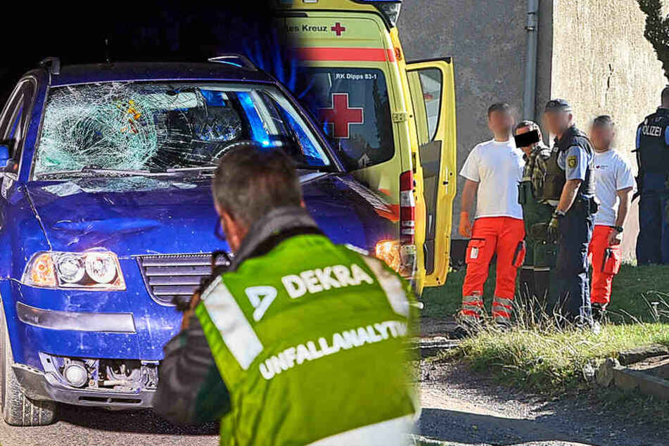 Suff-Fahrer tötet Frau und verbarrikadiert sich dann mit Gewehr