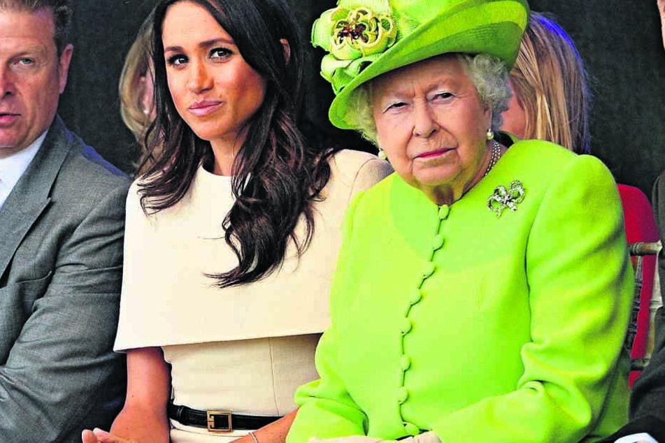 Das neuerliche Interview von Thomas Markle (74) dürfte Queen Elizabeth (92) nicht gefallen haben.