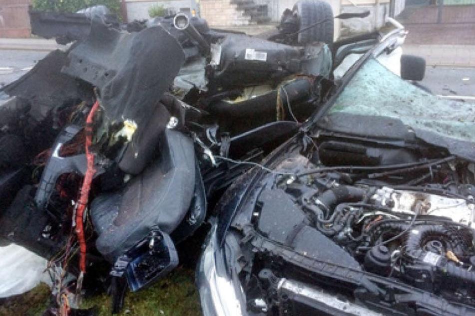 Raser rauscht mit 200 km/h durch Innenstadt und stirbt