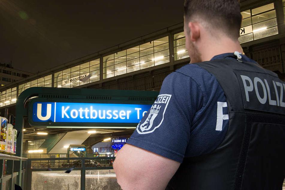 Bei seiner Verhaftung drohte einer der Dealer am Kottbusser Tor eine Bombe zu zünden.